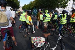 La Vélo-école de Monplaisir est avec nous